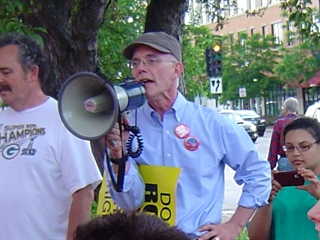 Bob Peterson MTEA President